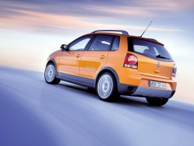 Ver foto 5 de Volkswagen Cross Polo 2005