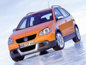 Ver foto 4 de Volkswagen Cross Polo 2005