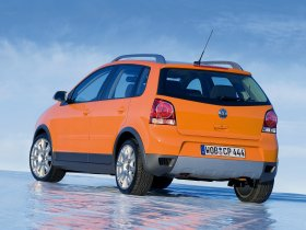 Ver foto 2 de Volkswagen Cross Polo 2005