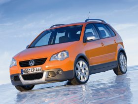 Ver foto 1 de Volkswagen Cross Polo 2005