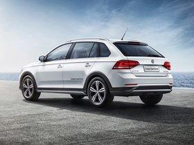 Ver foto 3 de Volkswagen Cross Santana 2016