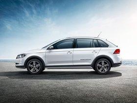 Ver foto 2 de Volkswagen Cross Santana 2016
