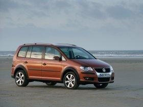 Ver foto 7 de Volkswagen Cross Touran 2007