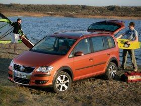 Ver foto 6 de Volkswagen Cross Touran 2007