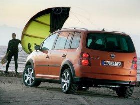 Ver foto 3 de Volkswagen Cross Touran 2007