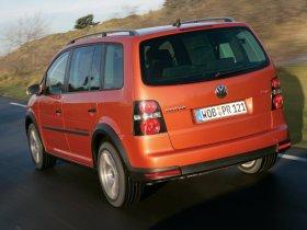 Ver foto 2 de Volkswagen Cross Touran 2007