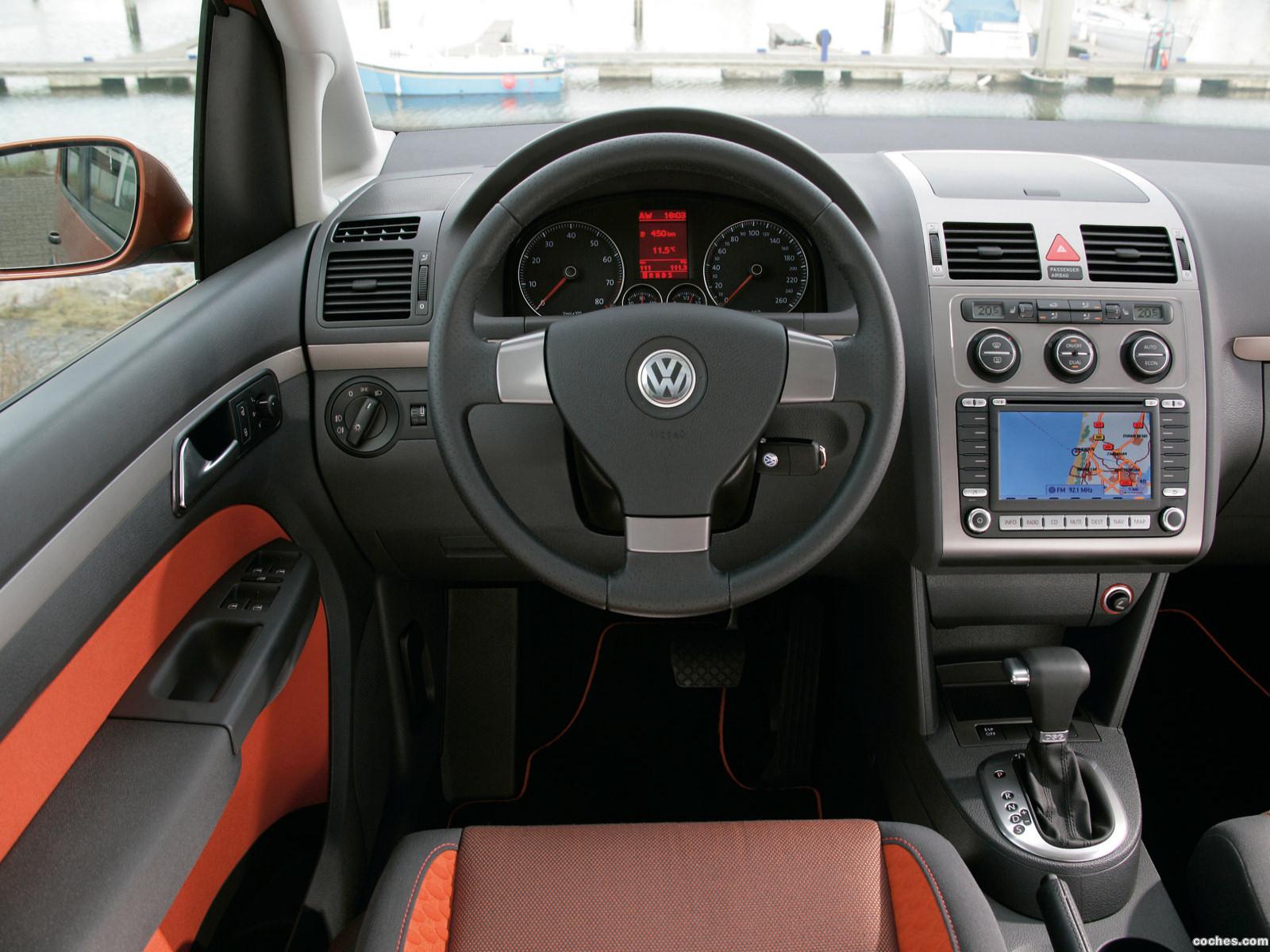 Foto 8 de Volkswagen Cross Touran 2007
