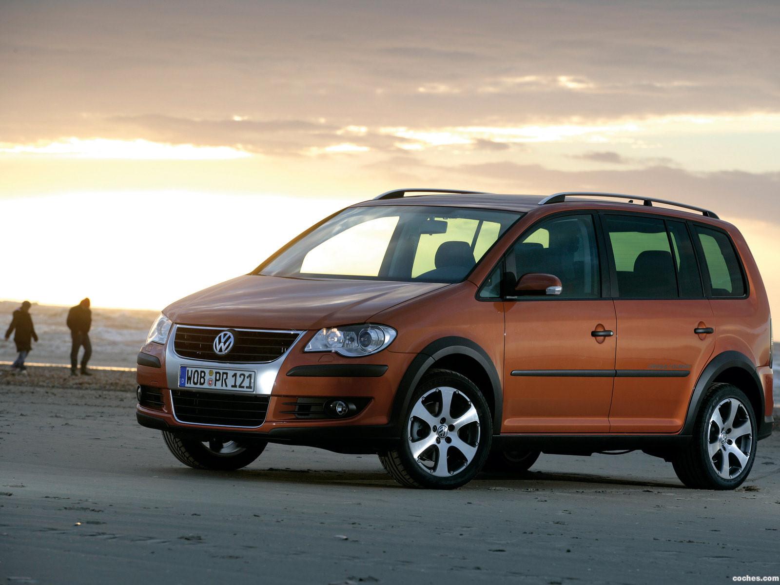 Foto 7 de Volkswagen Cross Touran 2007