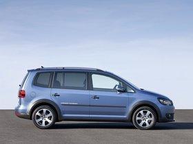 Ver foto 2 de Volkswagen Cross Touran 2010