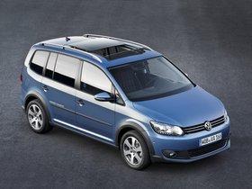 Ver foto 7 de Volkswagen Cross Touran 2010