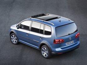 Ver foto 3 de Volkswagen Cross Touran 2010