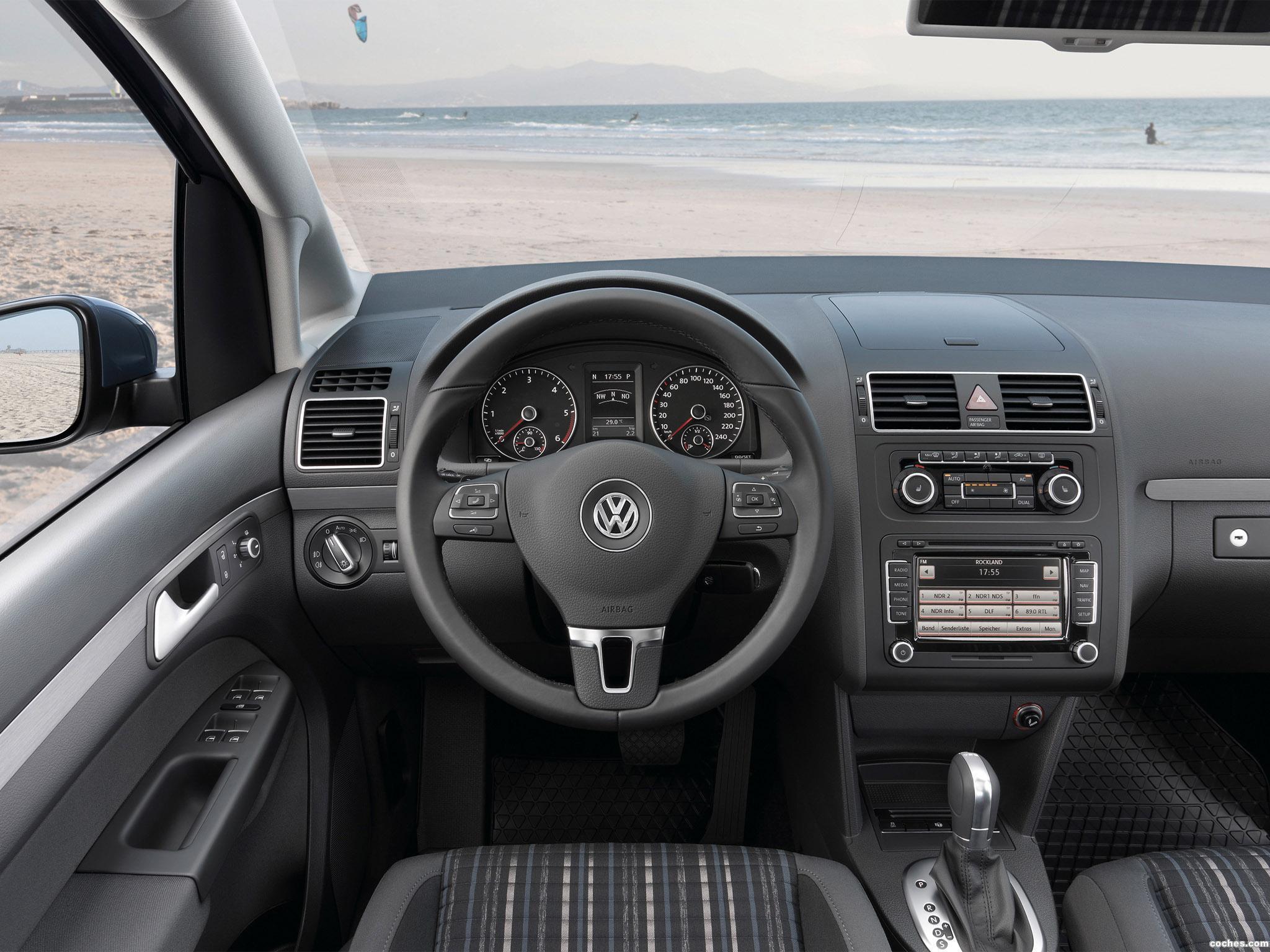 Foto 10 de Volkswagen Cross Touran 2010
