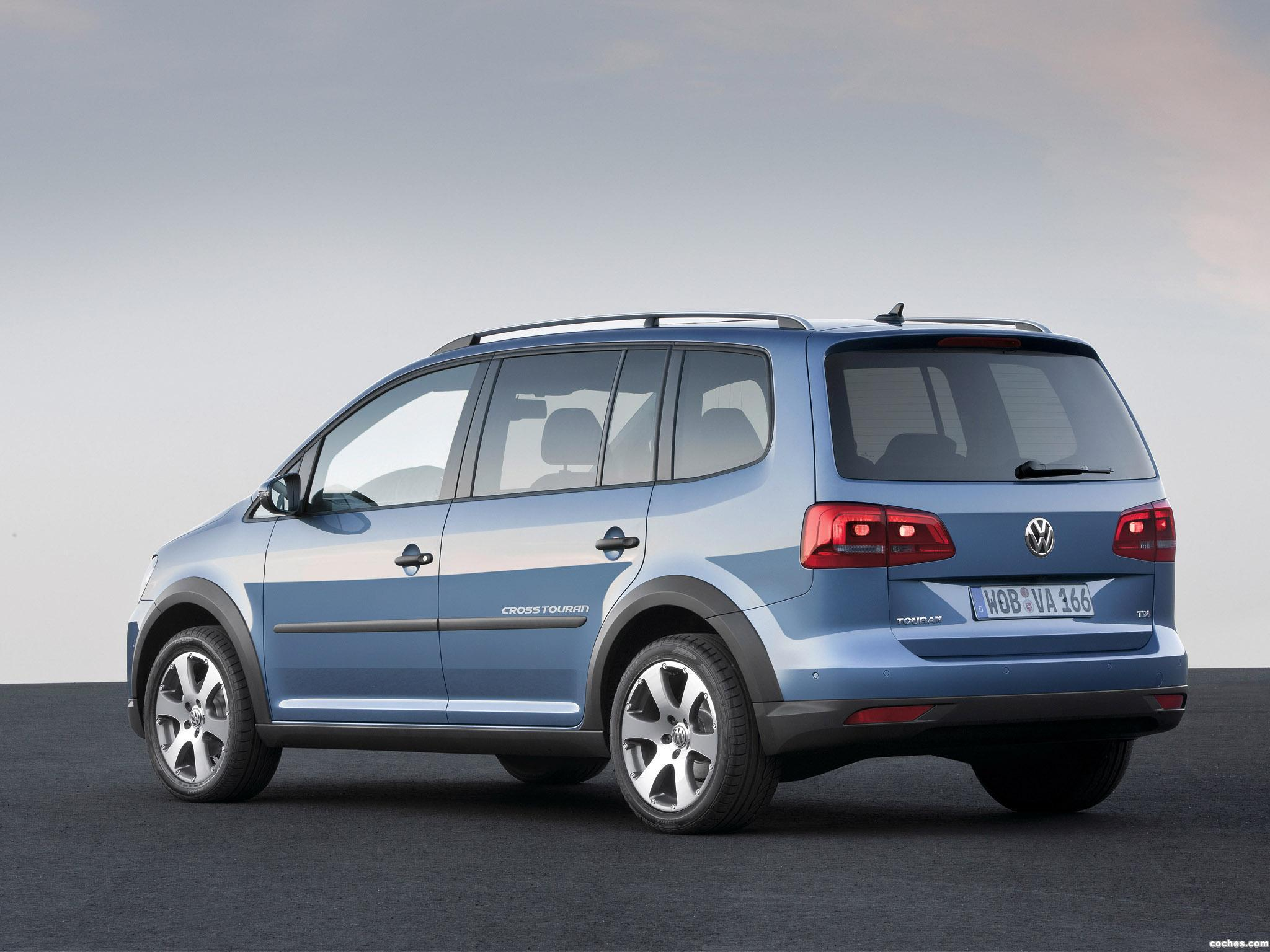 Foto 5 de Volkswagen Cross Touran 2010