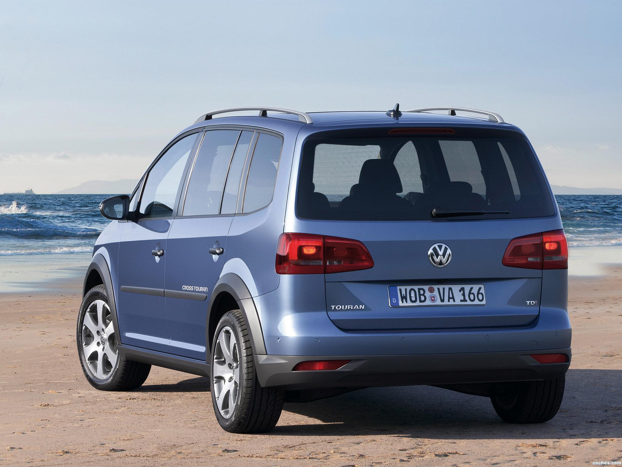 Foto 4 de Volkswagen Cross Touran 2010