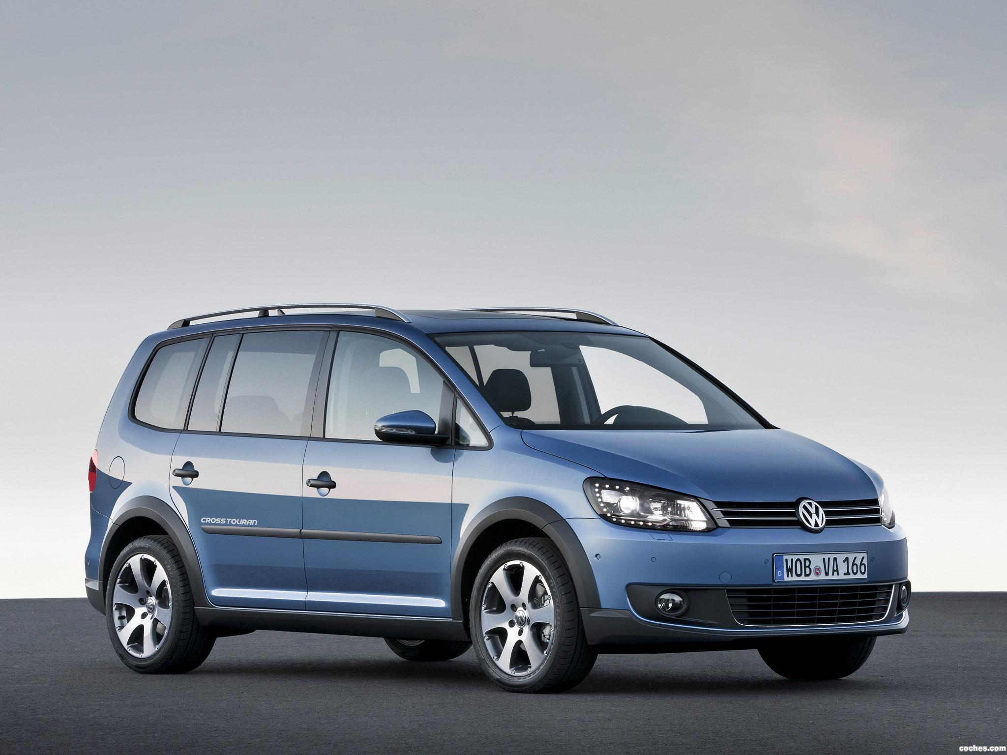 Foto 3 de Volkswagen Cross Touran 2010