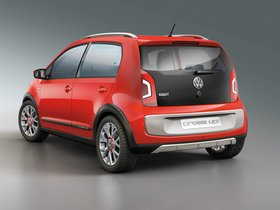 Ver foto 2 de Volkswagen Cross UP! Concept 2011