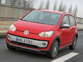 Ver foto 7 de Volkswagen Cross UP! Concept 2011