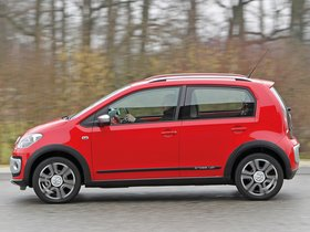Ver foto 5 de Volkswagen Cross UP! Concept 2011