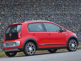 Ver foto 4 de Volkswagen Cross UP! Concept 2011