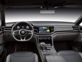 Ver foto 12 de Volkswagen CrossBlue Coupe Concept 2013