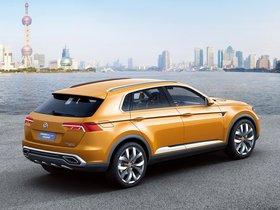 Ver foto 2 de Volkswagen CrossBlue Coupe Concept 2013