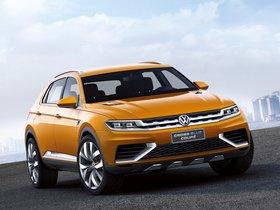 Ver foto 1 de Volkswagen CrossBlue Coupe Concept 2013