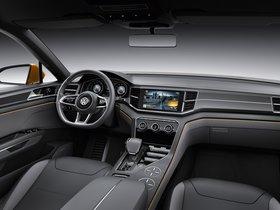 Ver foto 22 de Volkswagen CrossBlue Coupe Concept 2013