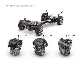 Ver foto 20 de Volkswagen CrossBlue Coupe Concept 2013