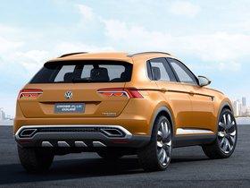 Ver foto 19 de Volkswagen CrossBlue Coupe Concept 2013