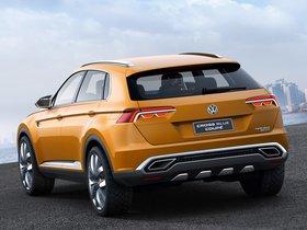 Ver foto 18 de Volkswagen CrossBlue Coupe Concept 2013