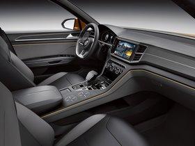 Ver foto 11 de Volkswagen CrossBlue Coupe Concept 2013