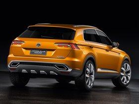 Ver foto 15 de Volkswagen CrossBlue Coupe Concept 2013