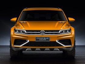 Ver foto 14 de Volkswagen CrossBlue Coupe Concept 2013