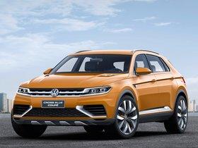 Ver foto 13 de Volkswagen CrossBlue Coupe Concept 2013