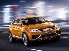 Ver foto 8 de Volkswagen CrossBlue Coupe Concept 2013