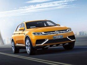 Ver foto 7 de Volkswagen CrossBlue Coupe Concept 2013
