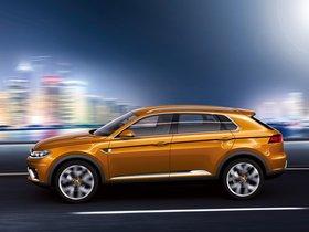 Ver foto 6 de Volkswagen CrossBlue Coupe Concept 2013