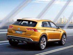 Ver foto 5 de Volkswagen CrossBlue Coupe Concept 2013