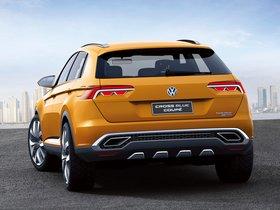 Ver foto 4 de Volkswagen CrossBlue Coupe Concept 2013