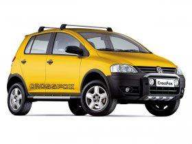 Ver foto 4 de Volkswagen CrossFox 2005