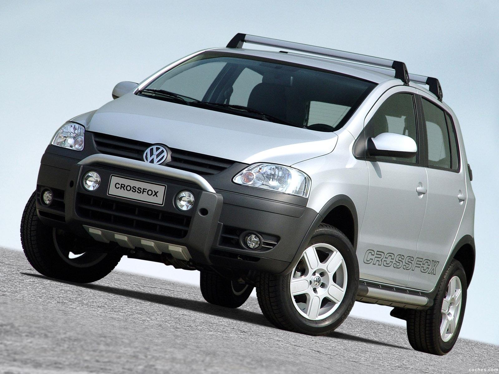 Foto 0 de Volkswagen CrossFox 2005