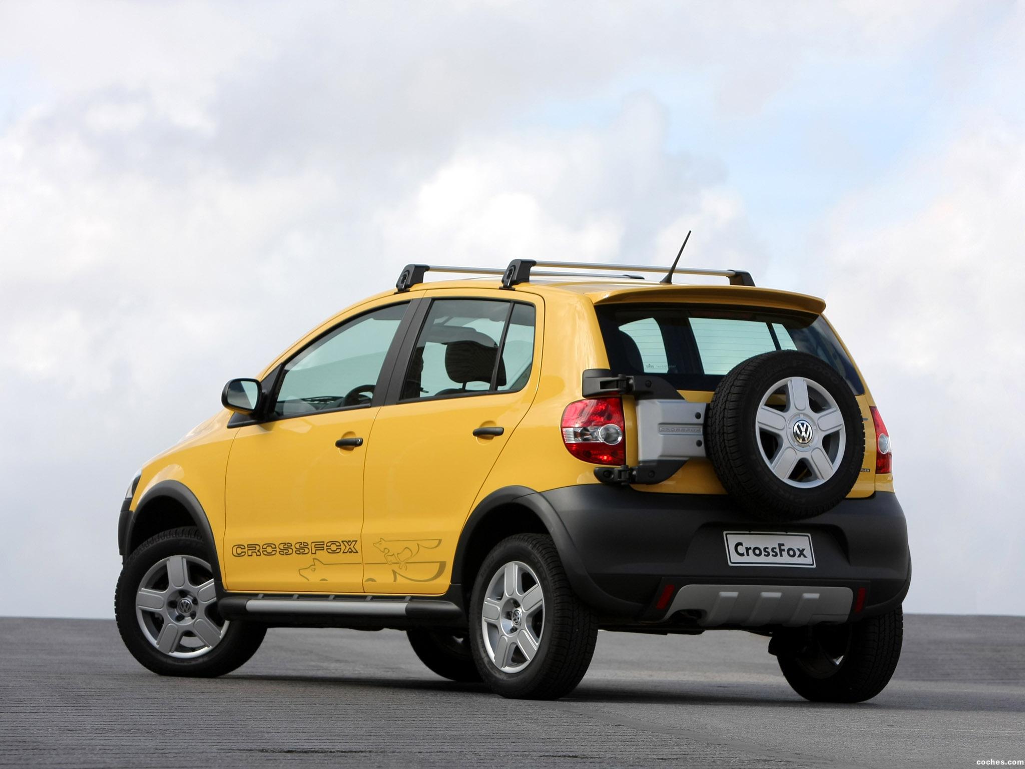 Foto 1 de Volkswagen CrossFox 2008
