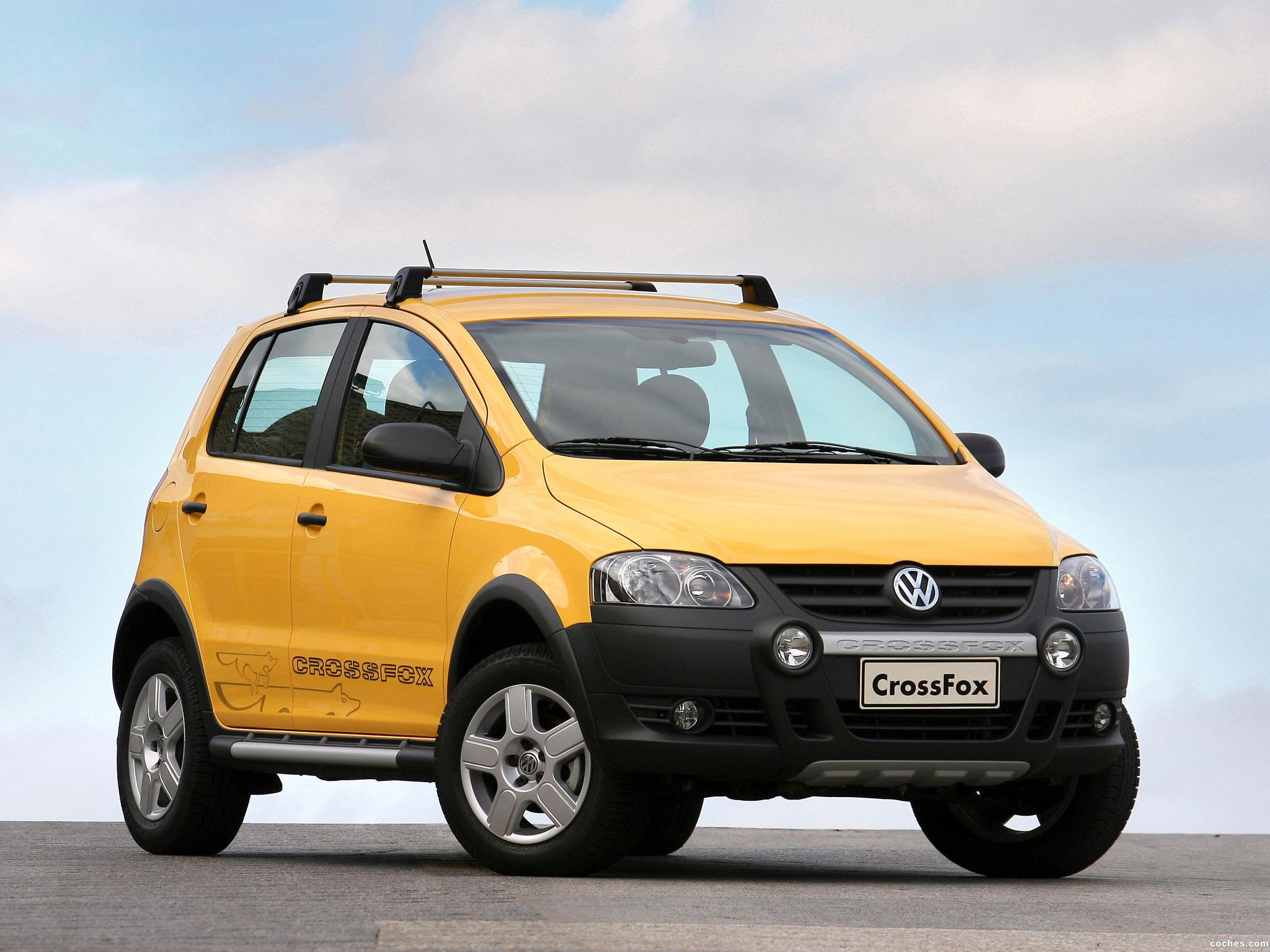 Foto 0 de Volkswagen CrossFox 2008