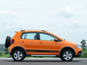 Ver foto 6 de Volkswagen CrossFox 2009