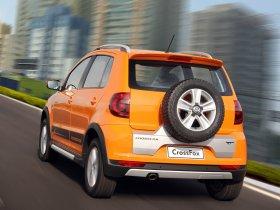 Ver foto 4 de Volkswagen CrossFox 2009