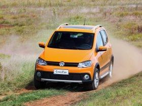 Ver foto 3 de Volkswagen CrossFox 2009