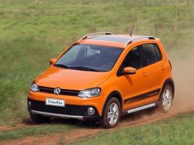 Ver foto 2 de Volkswagen CrossFox 2009