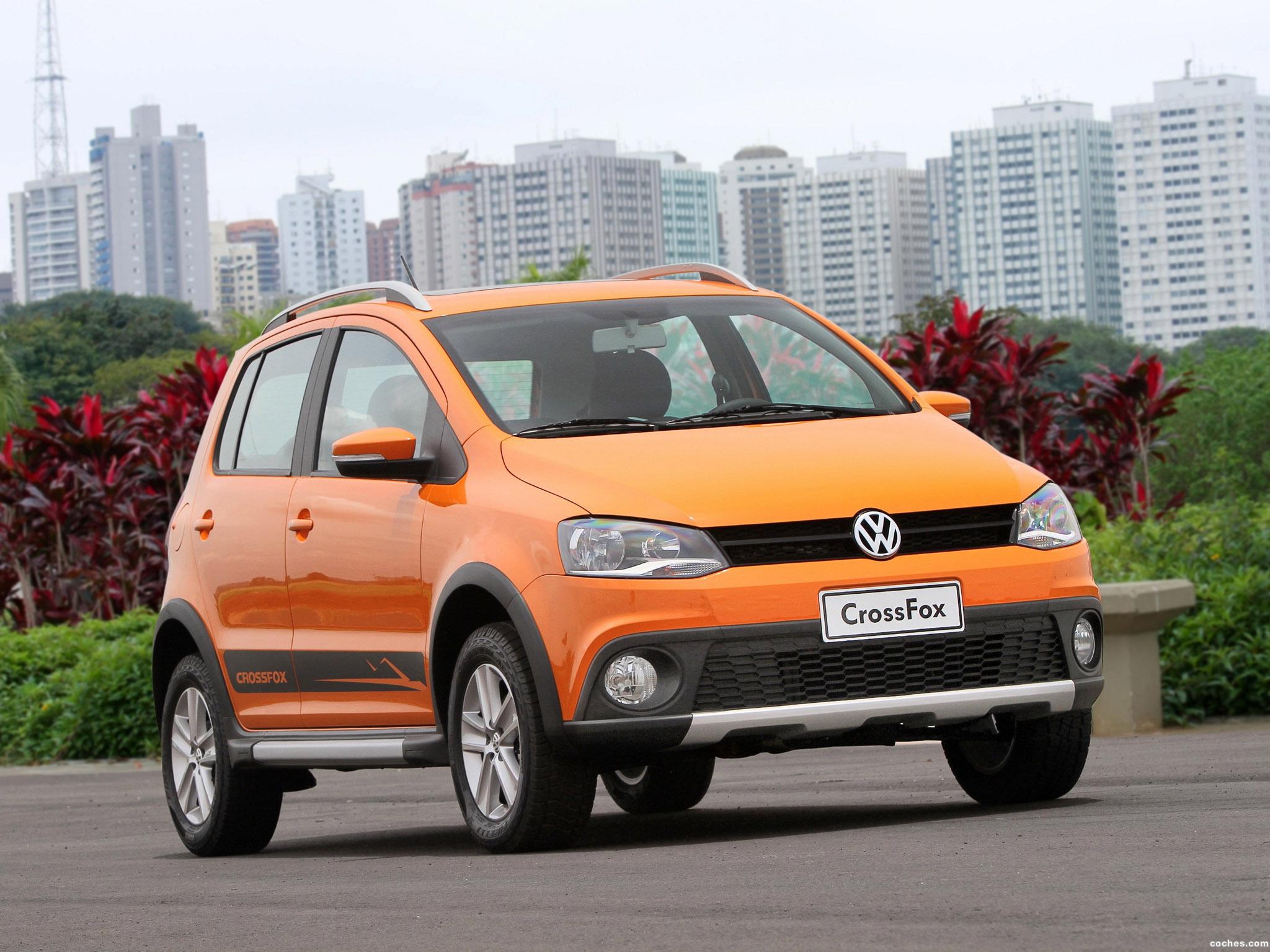 Foto 0 de Volkswagen CrossFox 2009