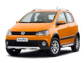 Ver foto 2 de Volkswagen CrossFox 2012