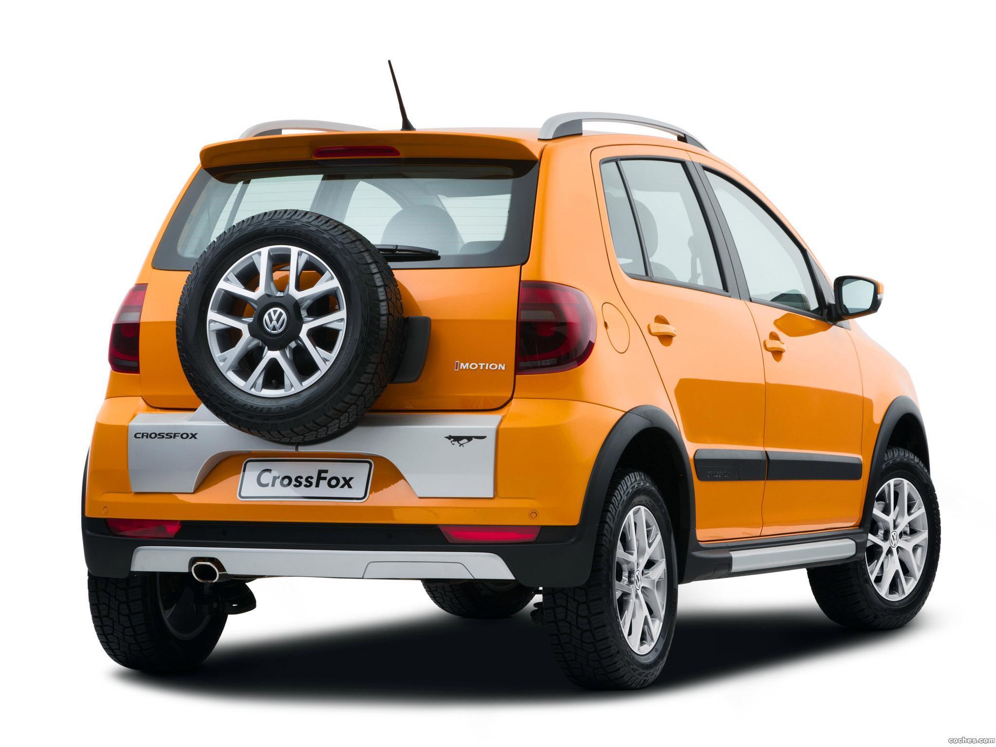Foto 2 de Volkswagen CrossFox 2012